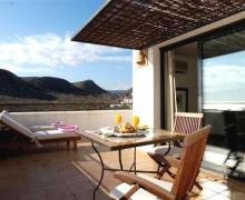 Hotel Cala Chica  casa rural en Las Negras (Almería)