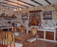 Cortijo Caubi casa rural en Velez Blanco (Almería)