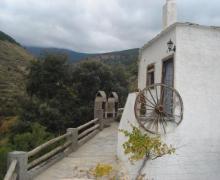 Cortijo Lorenzo casa rural en Abrucena (Almería)