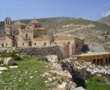 Hospedería Virgen del Saliente casa rural en Albox (Almería)