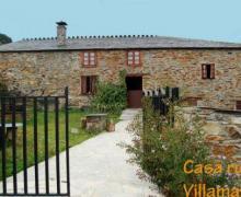 Casa Villamartin casa rural en Santa Eulalia De Oscos (Asturias)