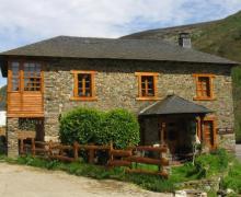 Albergue de Vega de Hórreo casa rural en Cangas Del Narcea (Asturias)