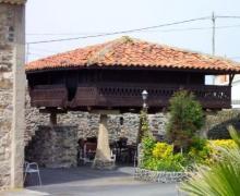 Alojamientos Tezan casa rural en Gozon (Asturias)