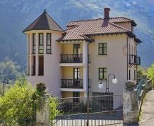 Apartamentos Les Vegues casa rural en Sames (Asturias)