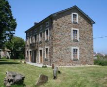 Casa Campón casa rural en Castropol (Asturias)