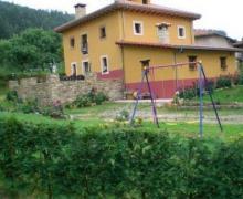 Casa Capión casa rural en Villaviciosa (Asturias)
