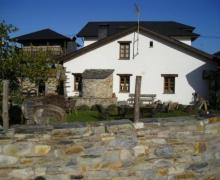 Casa La Fonte casa rural en Barcia ( Valdes ) (Asturias)