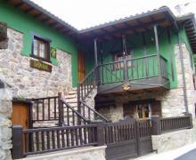 Casa La Pintora casa rural en Tineo (Asturias)