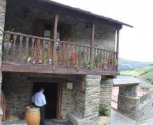 Casa Selo casa rural en Pesoz (Asturias)