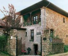 Casona D´Alevia casa rural en Alevia (Asturias)