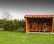 Casona de Llanorrozo casa rural en Cudillero (Asturias)