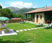 Coviellador casa rural en Cangas De Onis (Asturias)
