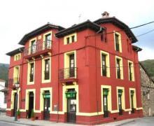 La Estación Astur casa rural en Rioseco (Asturias)