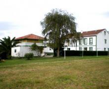 Finca El Carbayal casa rural en Luanco (Asturias)