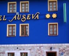 Hotel Auseva casa rural en Cangas De Onis (Asturias)