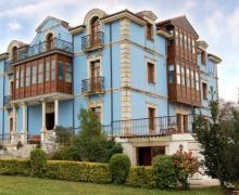 Hotel Quinta Villanueva  casa rural en Colombres (Asturias)