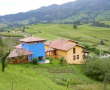 Hotel Rural Valleoscuru casa rural en Llanes (Asturias)