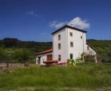 Hotel Torre de Tuña casa rural en Tineo (Asturias)