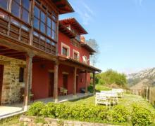 La Gloria del Sueve casa rural en Parres (Asturias)