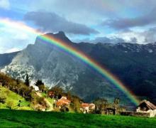 La Llosina casa rural en Onis (Asturias)