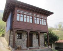 L'Ablanu casa rural en Sevares (Asturias)
