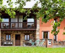 Las Casitas del Viajero casa rural en Torazu (Asturias)