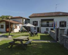 Playa del Canal casa rural en Llanes (Asturias)