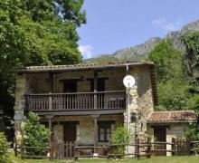 Río Aliso casa rural en Peñamellera Alta (Asturias)