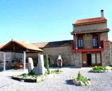 Casa Rural el Tio Sordo casa rural en San Bartolome De Corneja (Ávila)