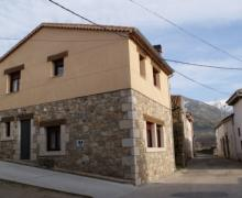Casillo Carlista casa rural en Navalonguilla (Ávila)