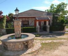 Balcón del Valle Corneja casa rural en Tortoles (Ávila)