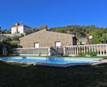 El Calderillo casa rural en Burgohondo (Ávila)