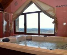 El Carmen Lila - Rosa - Fresa - Premium casa rural en Marlin (Ávila)