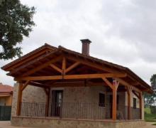 El Encinar casa rural en Maello (Ávila)