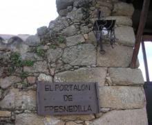 El Portalón de Fresnedilla casa rural en Zorita De Los Molinos (Ávila)