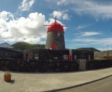 Moinho de Pedra casa rural en Santa Cruz Da Graciosa (Azores)
