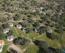 Los Chozos de La Roca casa rural en La Roca De La Sierra (Badajoz)