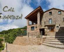 Cal Guardià casa rural en L´ Estany (Barcelona)