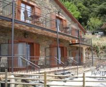 Apartaments Rurals Cal Ferrer casa rural en Montseny (Barcelona)