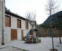 Aula de Natura La Salle casa rural en Gisclareny (Barcelona)
