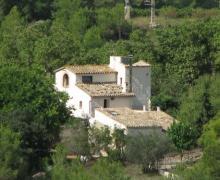 Ca la Paula casa rural en Olerdola (Barcelona)