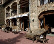 Cal Bardolet casa rural en Borreda (Barcelona)