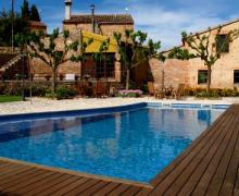 Cal Barrusca casa rural en Els Prats De Rei (Barcelona)