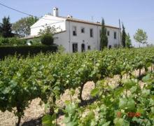 Cal Ernestina casa rural en Olerdola (Barcelona)