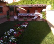Cal Pianista casa rural en La Llacuna (Barcelona)