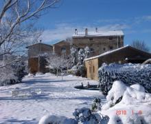 Cal Prat Barrina casa rural en Castelltallat (Barcelona)