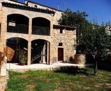 Cal Teixidor casa rural en Fonollosa (Barcelona)
