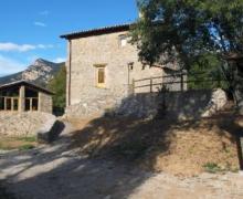 Cal Xiu casa rural en Castell De L´ Areny (Barcelona)