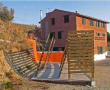 Can Ballús casa rural en Tiana (Barcelona)