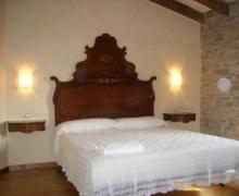 Can Janot casa rural en Tavernoles (Barcelona)